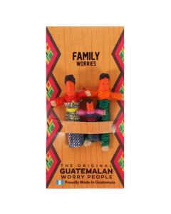 Family Worry Dolls