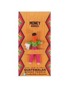 Money Worry Dolls