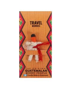 Travel Worry Doll