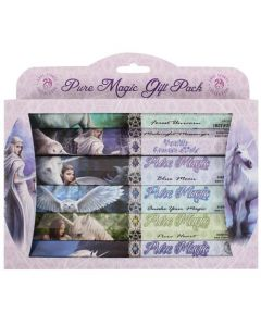 Pack of 6 Pure Magic Incense Gift Pack