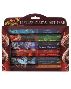 Pack of 6 Age of Dragons Incense
