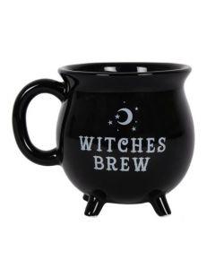 Witches Brew Cauldron Mug.