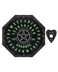 Glow in the Dark Octagon Spirit Board