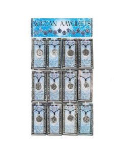 Wicca Amulet Bedel Ketting (48 stuks)