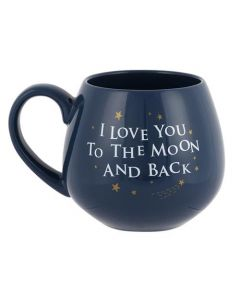 Ceramic Mug - I Love You To The Moon and Back