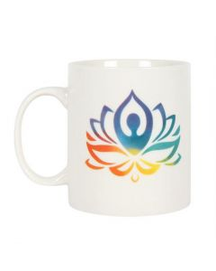 The Sacred Transformation Cermaic Mug