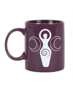 The Divine Goddess Ceramic Mug