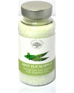 Green Tree Eucalyptus Mint Sea Salt For Aromaburners