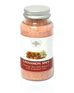 Green Tree Cinnamon Spice Sea Salt For Aromaburners