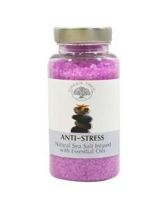 Green Tree Anti Stress Sea Salt For Aromaburners