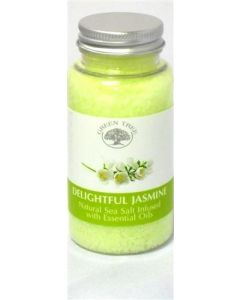 Green Tree Natural Sea Salt Delightful Jasmine