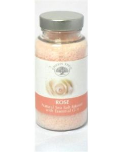 Green Tree Rose Sea Salt For Aromaburners