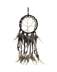 CC-69017 DREAMCATCHERS TREE OF LIFE 12CM ASSORTED COLORS