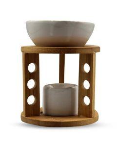 Modern design Aromaburner 11x14 cm