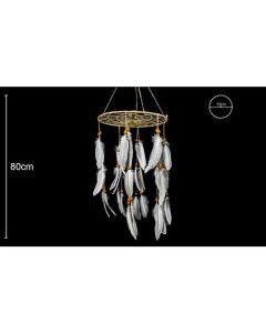 Dreamcatcher Natural 33x80cm (3 pieces)