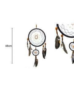 Dreamcatcher indigenous 20 x 48 cm