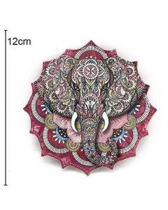 Wallet Elephant 12x12cm