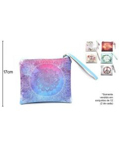 Wallet Rectagle Shape 20x17cm (2 pieces)