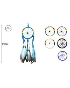 Dreamcatcher Colors 6x20cm (12 pieces)