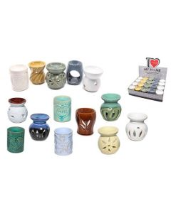 Aroma Burner Set Assorted Color (20 pieces)