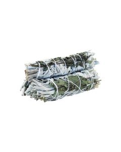 White Sage & ROSEMARY 10cms (price per pc)