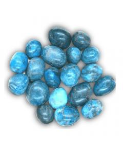 Apatite tumbled stones AA Quality 250gr