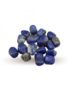 Lapis Lazuli tumbled stones AA Quality 250gr