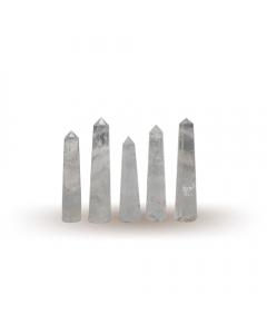 Crystal Pencil 6-10cm Set of 5 pieces