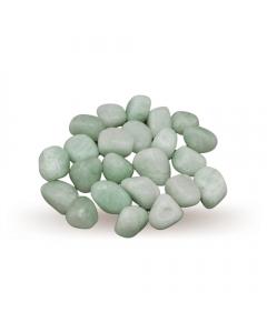 Piedras Pulidas Amazonita Calidad AA 250 gr