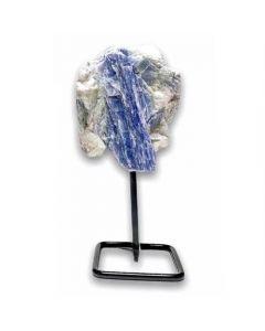 Blue Kyanite op Pin