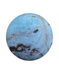 Caribisch Blauwe Calciet Bollen Medium