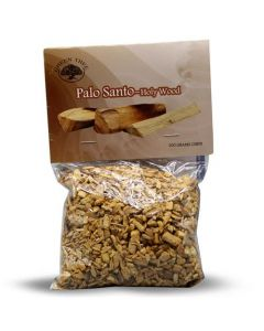 Green Tree Palo Santo Wood Chips 100 gram