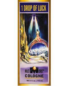 Multi Oro 1 Drop Of Luck Cologne