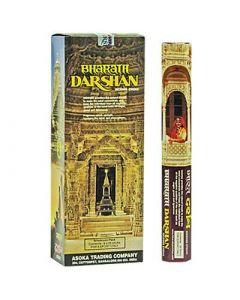 Bharat Darshan Hexa Incense