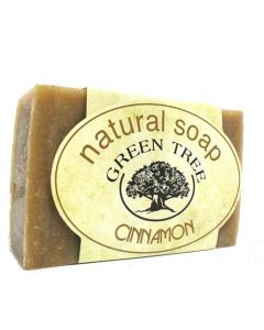 Green Tree natural soap Cinnamon