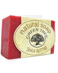 Green Tree Natural Soap Sheabutter 100gr