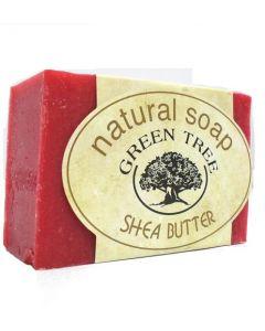 Green Tree Natural Soap Sheabutter 100gr