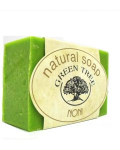 Green Tree Natural Soap 100gr Noni