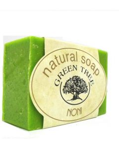 Green Tree Natural Soap 100gr Noni