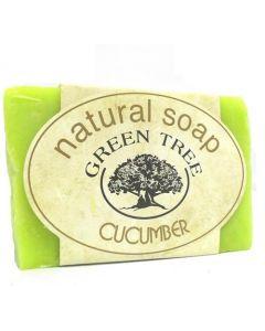 Green Tree Natural soap Cucumber 100gr.