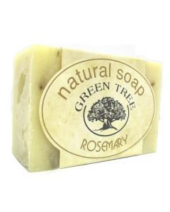 Green Tree Natural Rosemary Soap
