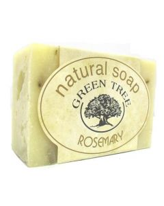 Green Tree Natural Rosemary Soap