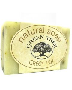Green Tree Natural Green Tea Soap