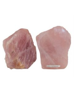 Rose quartz hand-polished 1 Side pieces from Madagascar 1Kg