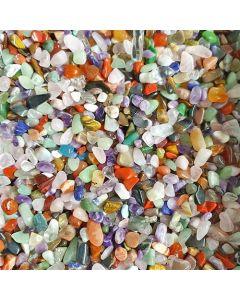 Tumbled stones mix small 250 gram