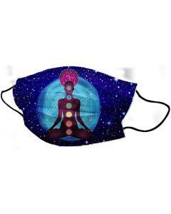 Yogi Masker Chakra Meditation