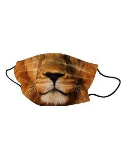 Yogi Masker Lion