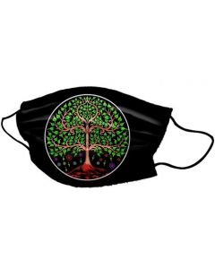 Yogi Masker Tree of Life