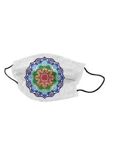 Yogi Masker Mandala Lotus