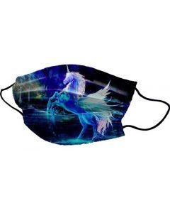 Yogi Mask Unicorn Water